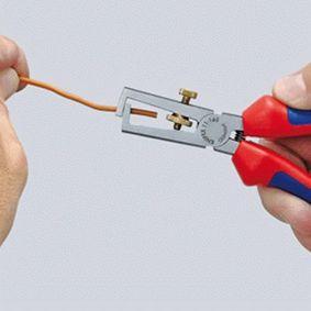 11 01 160 Szczypce do usuwania izolacji od KNIPEX narzędzia wysokiej jakości