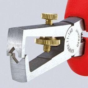 KNIPEX Alicate descarnador 11 01 160 loja online