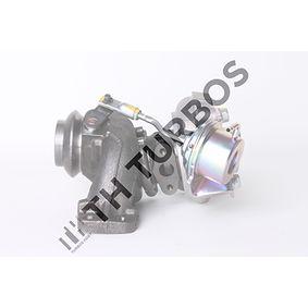 TURBO´S HOET 1103358 Turbocompresor, sobrealimentación OEM - 3M5Q6K682DC CITROËN, FIAT, FORD, MITSUBISHI, PEUGEOT, VICTOR REINZ, FORD USA, CITROËN/PEUGEOT, DA SILVA, WILMINK GROUP a buen precio