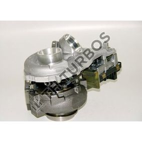 Charger, charging system TURBO´S HOET Art.No - 1103648 OEM: 6470960099 for MERCEDES-BENZ buy