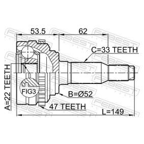 FEBEST 1110-J200A47 bestellen