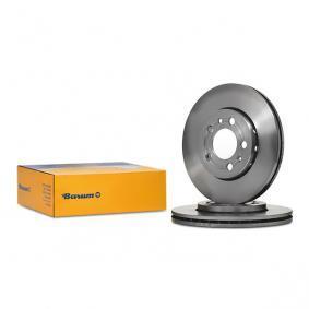 6QD615301 für VW, AUDI, SKODA, SEAT, Bremsscheibe Barum (BAR22151) Online-Shop