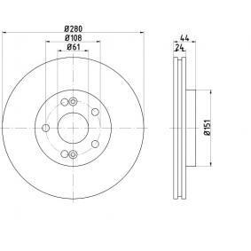 Wischgummi BAR24171 Barum