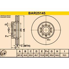 Steuerkette BAR25145 Barum