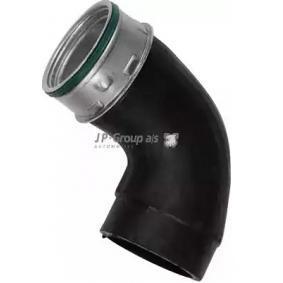 JP GROUP Въздуховод за турбината 1117703000