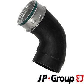 Въздуховод за турбината 1117703000 JP GROUP