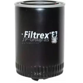Ölfilter JP GROUP Art.No - 1118504000 OEM: 068115561F für VW, AUDI, SKODA, SEAT, CUPRA kaufen