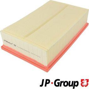 JP GROUP Luftfilter 5Q0129620D für VW, AUDI, SKODA, SEAT, PORSCHE bestellen