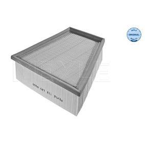 Luftfilter MEYLE Art.No - 112 129 0000 OEM: 5Z0129620A für VW, AUDI, SKODA, SEAT, CUPRA kaufen