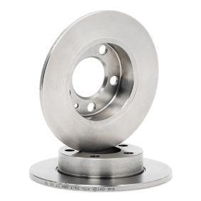 Discos de freno (BAR09123) fabricante Barum para SEAT Ibiza IV ST (6J8, 6P8) año de fabricación 05/2010, 70 CV Tienda online