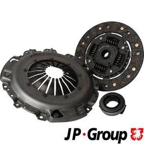 JP GROUP Kupplungssatz 02A141165M für VW, AUDI, SKODA, SEAT bestellen