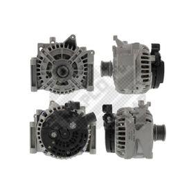 MAPCO 113830 Generator OEM - A0131540002 MERCEDES-BENZ, EVOBUS, SETRA, AINDE, MOBILETRON günstig
