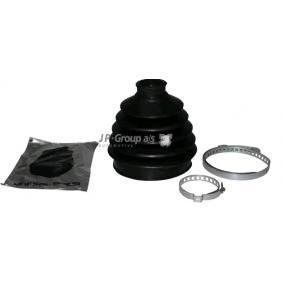 Bellow Set, drive shaft JP GROUP Art.No - 1143600116 OEM: 1H0498203 for VW, AUDI, SKODA, SEAT buy