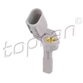 Sensor, Raddrehzahl TOPRAN Art.No - 115 181 OEM: 1K0927807A für VW, AUDI, SKODA, SEAT kaufen