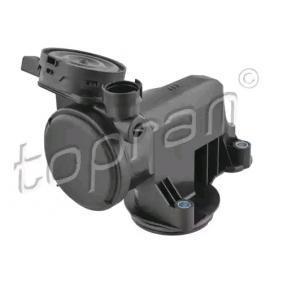 TOPRAN 115 405 Ventil, Kurbelgehäuseentlüftung OEM - 036103464AH AUDI, SEAT, SKODA, VW, VAG, FIAT / LANCIA günstig
