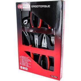 115.1004 Zangen-Set von KS TOOLS Qualitäts Ersatzteile