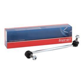 Koppelstange TOPRAN Art.No - 116 098 OEM: 5Q0411315A für VW, AUDI, SKODA, SEAT, SMART kaufen