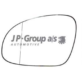 JP GROUP Стъкло на огледало, външно огледало 1189304570