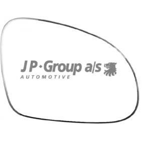 JP GROUP Стъкло на огледало, външно огледало 1189304580
