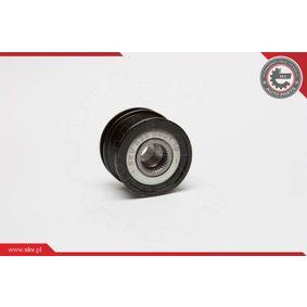 Generatorfreilauf ESEN SKV Art.No - 11SKV001 OEM: 045903119A für VW, AUDI, SKODA, SEAT, PORSCHE kaufen