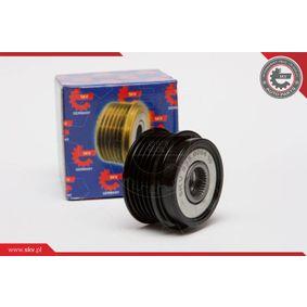 Generatorfreilauf ESEN SKV Art.No - 11SKV002 OEM: 045903119A für VW, AUDI, SKODA, SEAT, PORSCHE kaufen