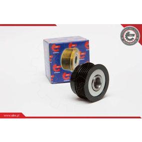 Generatorfreilauf ESEN SKV Art.No - 11SKV003 OEM: 045903119A für VW, AUDI, SKODA, SEAT, PORSCHE kaufen