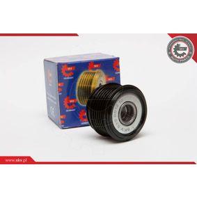 Generatorfreilauf ESEN SKV Art.No - 11SKV009 OEM: 045903119A für VW, AUDI, SKODA, SEAT, PORSCHE kaufen