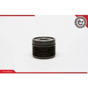 Generatorfreilauf ESEN SKV Art.No - 11SKV020 OEM: 31285818 für FIAT, CITROЁN, VOLVO kaufen