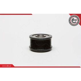 Generatorfreilauf ESEN SKV Art.No - 11SKV029 OEM: 77362558 für FORD, FIAT, PEUGEOT, CITROЁN, MINI kaufen