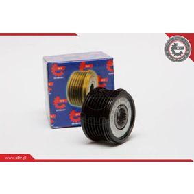 Generatorfreilauf ESEN SKV Art.No - 11SKV031 OEM: 31285818 für FIAT, CITROЁN, VOLVO kaufen