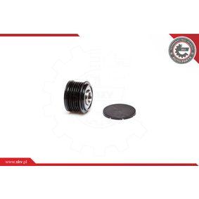 Generatorfreilauf ESEN SKV Art.No - 11SKV039 OEM: A6461500260 für MERCEDES-BENZ kaufen