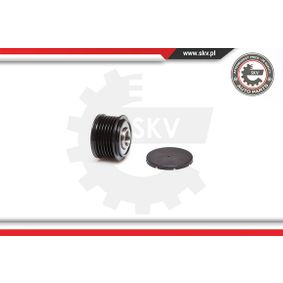 Generatorfreilauf ESEN SKV Art.No - 11SKV039 OEM: 6461500260 für MERCEDES-BENZ, SMART kaufen
