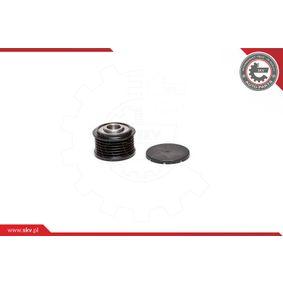 A6461500260 für MERCEDES-BENZ, Generatorfreilauf ESEN SKV (11SKV039) Online-Shop