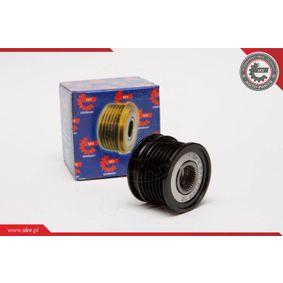 Generatorfreilauf ESEN SKV Art.No - 11SKV052 OEM: 03G903119B für VW, AUDI, SKODA, SEAT, PORSCHE kaufen