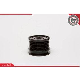 ESEN SKV 11SKV052 Generatorfreilauf OEM - 045903119A AUDI, PORSCHE, SEAT, SKODA, VW, VAG, RUVILLE, HUTCHINSON, METELLI, OPTIMAL, CORTECO, BRINK, LEO DE GROOT, LUCAS, ZF, IJS GROUP, GFQ - GF Quality günstig