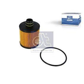 Ölfilter DT Art.No - 12.16000 OEM: 55223416 für FIAT, ALFA ROMEO, JEEP, CHRYSLER, DODGE kaufen