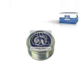 Riemenscheibe, Generator DT Art.No - 12.72054 OEM: 31285818 für FIAT, CITROЁN, VOLVO kaufen