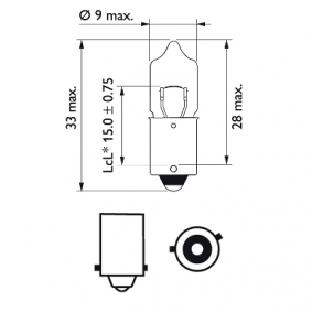 Bulb, indicator 12036B2 online shop
