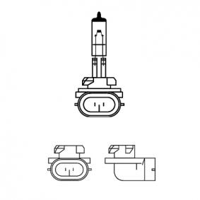 12060C1 Крушка с нагреваема жичка, фар за мъгла от PHILIPS качествени части