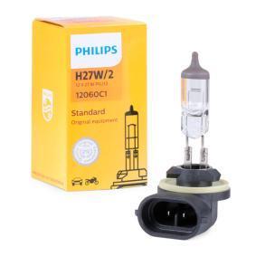 12060C1 Glühlampe, Nebelscheinwerfer von PHILIPS Qualitäts Ersatzteile