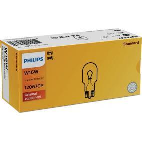 HONDA CIVIC 2.2 CTDi (FK3) 140 LE gyártási év 09.2005 - Tolatólámpa izzó (12067CP) PHILIPS Online áruház
