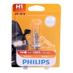 12258PRB1 Glühlampe, Fernscheinwerfer von PHILIPS Qualitäts Ersatzteile