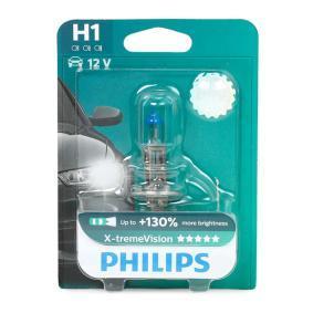 12258XV+B1 Glühlampe, Fernscheinwerfer von PHILIPS Qualitäts Ersatzteile