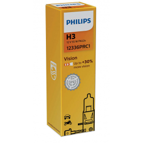 12336PRC1 Bulb, spotlight from PHILIPS quality parts