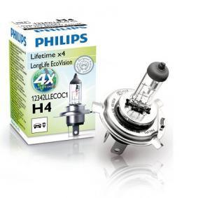 PHILIPS Glühlampe, Fernscheinwerfer 072601012803 für MERCEDES-BENZ bestellen