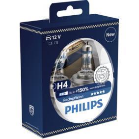PHILIPS 12342RVS2 Glühlampe, Fernscheinwerfer OEM - 273581 VOLVO günstig