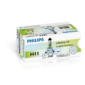 PHILIPS 12362LLECOC1 Glühlampe, Fernscheinwerfer OEM - N000000001606 MERCEDES-BENZ, SMART günstig