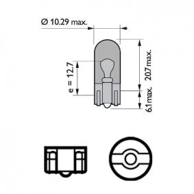 Bulb, indicator 12396NAB2 online shop
