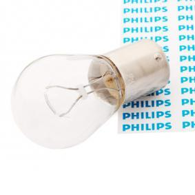 PHILIPS Крушка за светлини за движение назад 12498CP