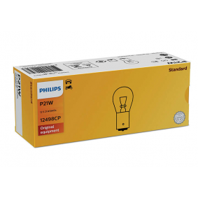 PHILIPS Bulb, indicator 12498CP